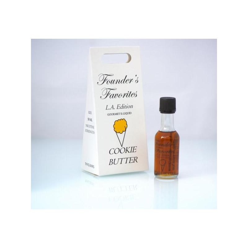 Fruit Custard - Founder's favorites - Le Cookie Butter est un élégant mélange de crème vanille faite à partir d'un cookie Spéculoos trempé dans de la crème glacé.Offre promotionnelle valable...