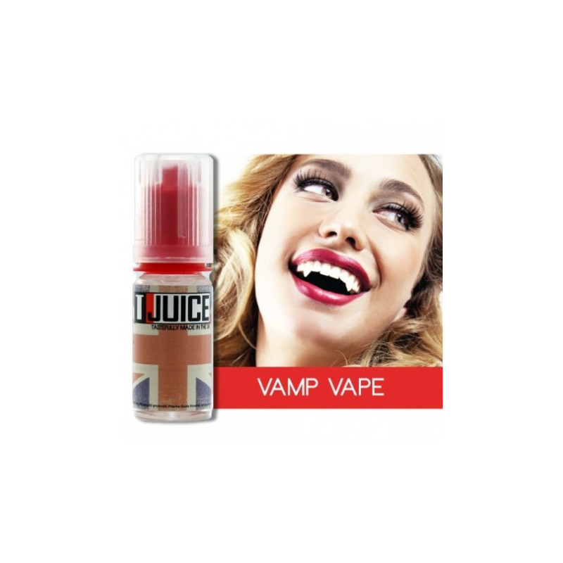 Vamp vape 10ml - T-Juice -