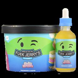 Cookie Monsterz - Fu(:k Jerry's dans la catégorie Promotion Liquides