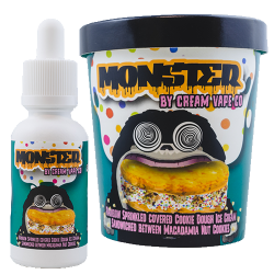 Monster 30Ml - Cream Vape Co