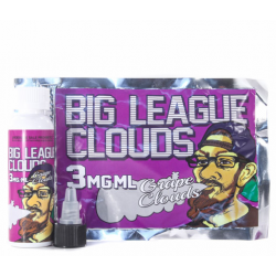 Grape Clouds 60 Ml - Big League Clouds dans la catégorie Promotion Liquides