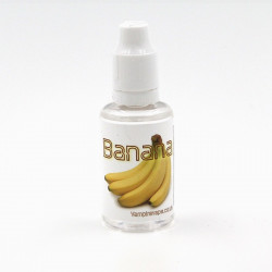 Banana Concentré 30 Ml - Vampire Vape