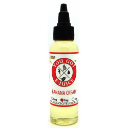 Banana cream - You got e-juice