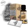 Gold Digger TPD 10ML - Ben Northon - Tabac blond doux, belle amplitude de vape caractérisée par un montage subtil d'extrait d'arômes, note fin de fin légèrement sucré. Accroche en gorge ronde....