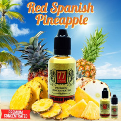 Red Spanish Pineapple Concentré 10/30ML - 77 Flavor
