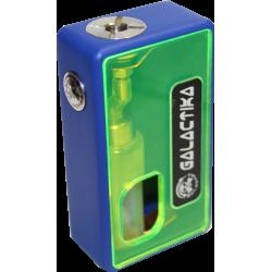Xena Box BF Blue/Yellow - Galactika dans la catégorie High End