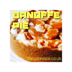 Bannofee Pie Concentré 30ml - Vampire Vape dans la catégorie Bases DIY et Concentrés