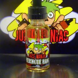 Meringue Bang - Maniac Juice dans la catégorie Promotion Liquides
