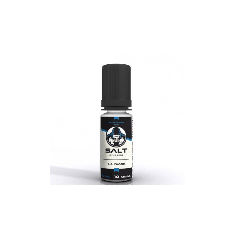 La Chose 10ML - Salt E-Vapor by Le French Liquide