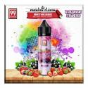Blackcurrant Strawberry Arôme Boosté TPD 60ML - 99 Flavor