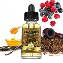 Branded Vapor - Woody 50ML - Knk Labs