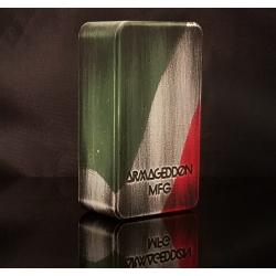 Squonker V3 Edition Italian Box - Armageddon Mfg