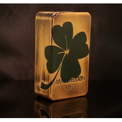 Squonker V3 Edition Four Leaf Clover Box - Armageddon Mfg