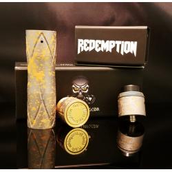 Mod Oden Graphite Gold + Redemption - Armageddon MFG