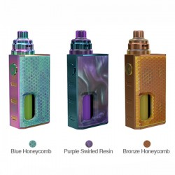 Kit Luxotic Box BF +Tobhino BF RDA - Wismec