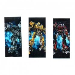 Stickers pour Accus Transformer par 20 pour
