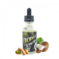 Coconut S'More 50ML - Primitive Vapor Co