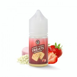 Strawberry Crispy Treats 30ml Concentré - Ethos Vapors