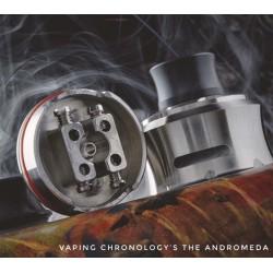 Andromeda BF RDA 24MM - Vaping Chronology
