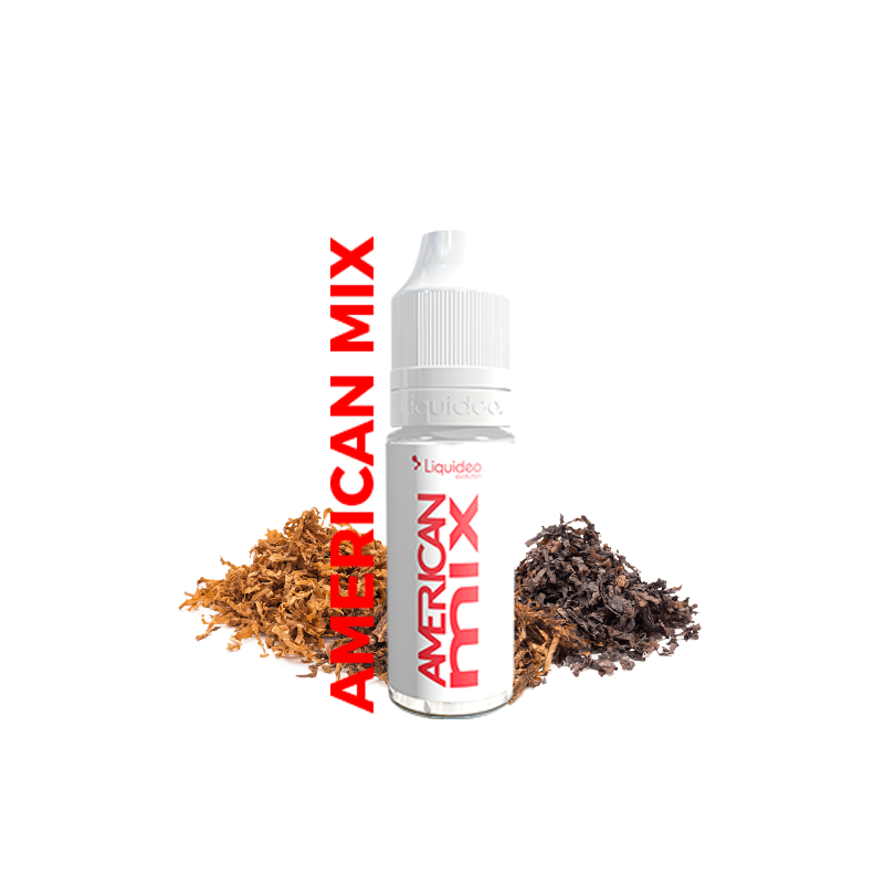 Evolution - American Mix 10ML - Liquideo