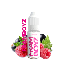 Evolution - Framboyz 10ML - Liquideo