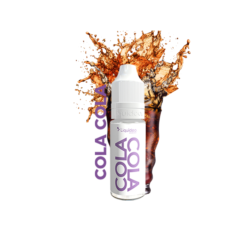 Evolution - Cola Cola 10ML - Liquideo