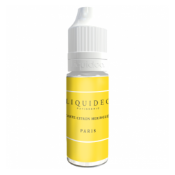 Liquideo Tentation-Tarte au Citron Meringuée 10ML
