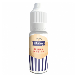 Muffin aux Myrtilles 10ML - Liquideo Tentation