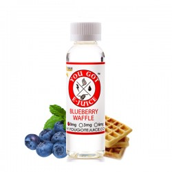 Blueberry Waffle TPD 50ML Arôme Boosté - You Got E-Juice