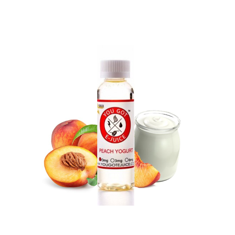 Yogurt - You got e-juice