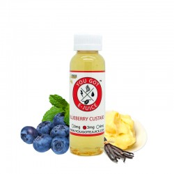 Blueberry Custard TPD 50ML Arôme Boosté - You Got E-Juice