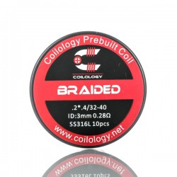 Performance Coil Braided par 10 - Coilology