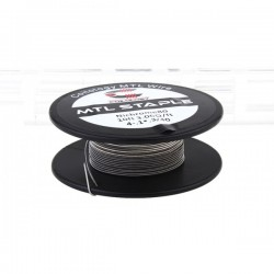 Spool Wire MTL Staple par 10 - Coilology