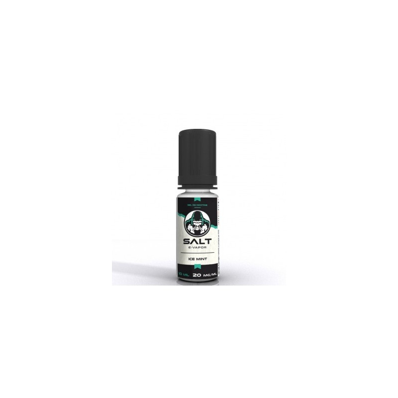 Ice Mint 10ML - Salt E-Vapor by Le French Liquide