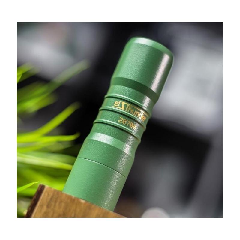 El Thunder 20700 MechMod Edition Green - ViVa la Cloud
