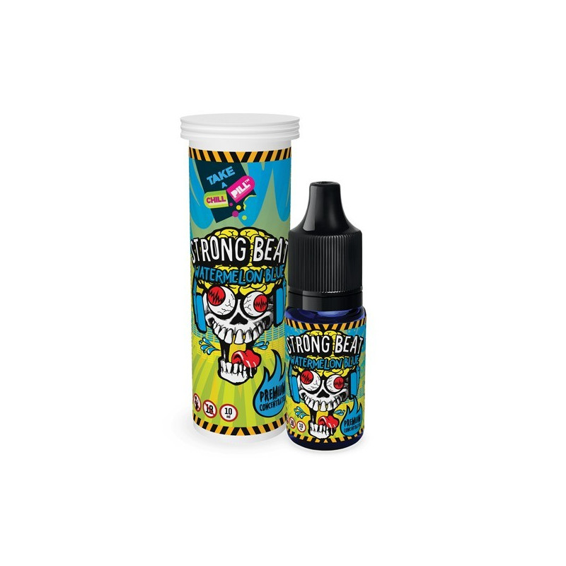 Tasty Mania Concentré 10ML - Donut Popcorn Power - Chill Pill