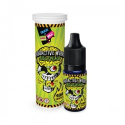 Radioactive Worms Concentré 10ML - Juicy Peach - Chill Pill