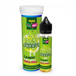 Power Berry Strike 50ml - Chill Pill