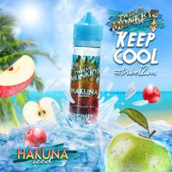 Hakuna Iced 50ML - Twelve Monkeys VAPOR Co.