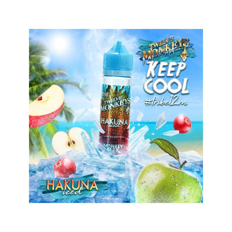 Hakuna Iced 50ML - 12 Monkeys