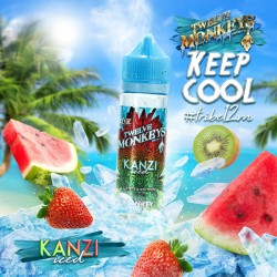 Kanzi Iced 50ML - Twelve Monkeys VAPOR Co.