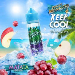 Matata Iced 50ML - Twelve Monkeys VAPOR Co.