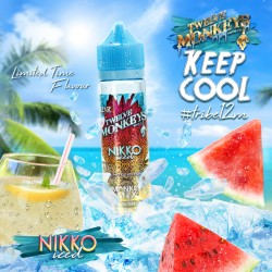 Nikko Iced 50ML - Twelve Monkeys VAPOR Co.
