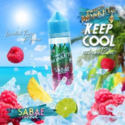 Sabae Iced 50ML - Twelve Monkeys VAPOR Co.
