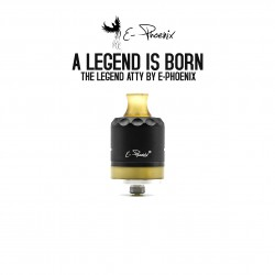 The Legend Atty RDTA - E-Phoenix