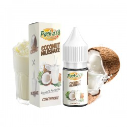 Coconut Milkshake Concentré 10ML - Pack à l'Ô