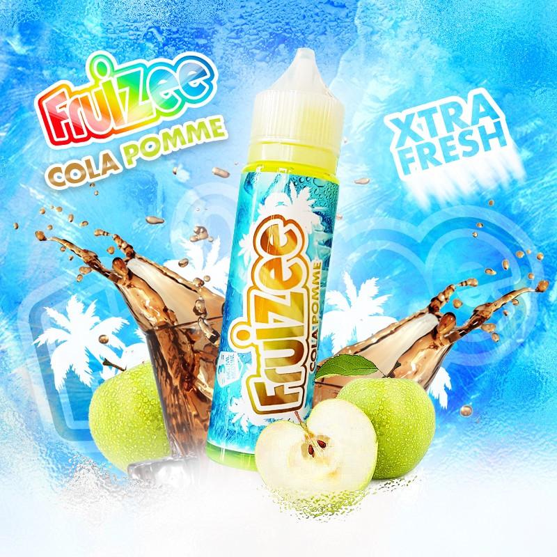 Pomme Cola 50ML - Fruizee