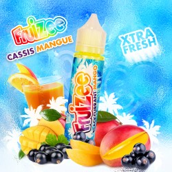 Cassis Mangue 50ML - Fruizee