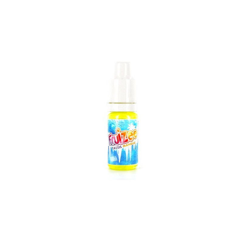 Cassis Mangue 10ML - Fruizee