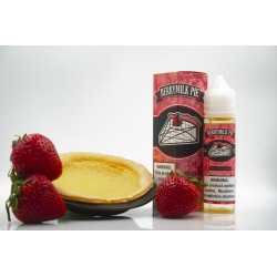 Berry Milk Pie 50ML - Primitive Vapor Co